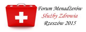 Forum Menedżerów Służby Zdrowia Rzeszów