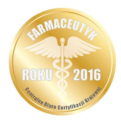 Ogólnopolski Program Zdrowie Medycyna i Farmacja Roku 2016