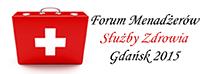 Forum Menedżerów Służby Zdrowia Gdańsk